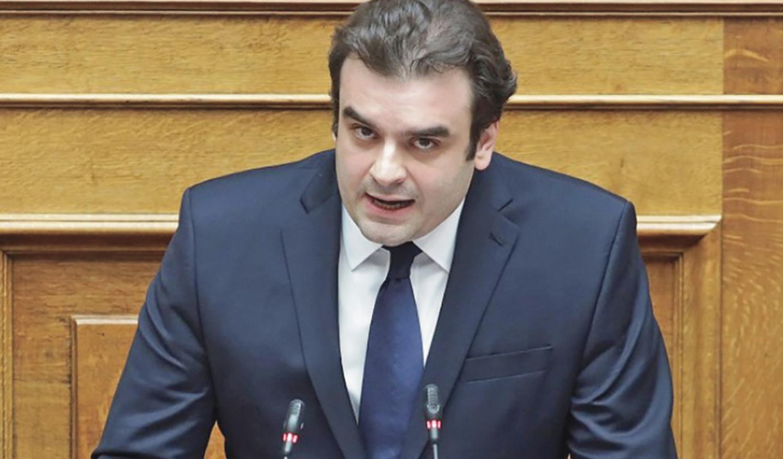 Interview with Mr. Kyriakos Pierrakakis, Minister of Digital Governance of  Greece - PRISMA REPORTS